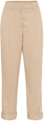 Schumacher Dorothee High-rise straight pants