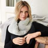 The White Company Faux-Fur Twist Snood