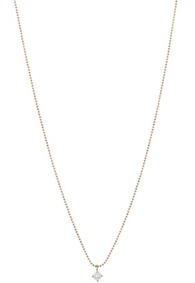 Area Stars CZ Accented Beaded & Figaro Chain 3-Piece Necklace Set