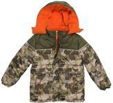 Boys 4-7 I-Extreme Heavyweight Camouflage Body Jacket