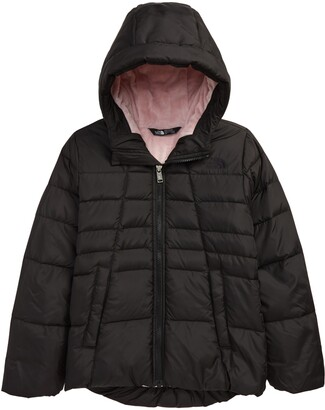 The North Face Kids' Down Insulated Waterproof Hooded Coat