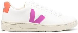 Veja Logo Patch Lace-Up Sneakers