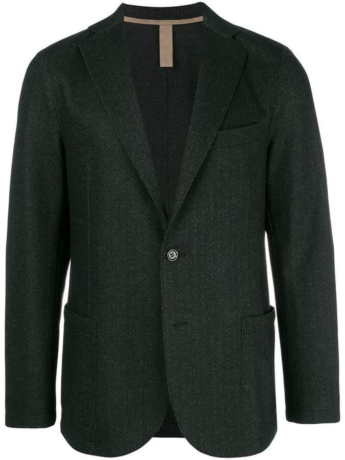 Eleventy herringbone jacket