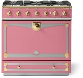 Williams-Sonoma Williams Sonoma Cornue Fe Albertine Dual-Fuel Range Stove, Liberte