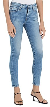 AG Jeans Farrah Skinny Ankle Jeans in 21 Years Indefinite