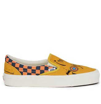 Vans x Ralph Steadman OG Classic Slip-On LX Sneaker
