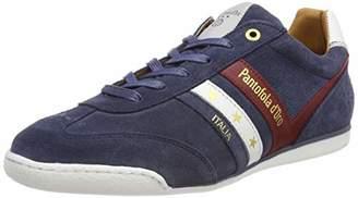 Pantofola D'oro Men's Vasto Suede Uomo Low Top Sneakers,(43 EU)