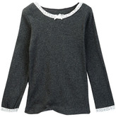 Joe Fresh Rib Top (Toddler & Little Girls)