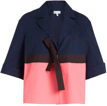 DELPOZO Cotton Jacket
