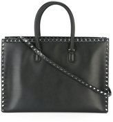 Valentino Garavani Valentino Rockstud tote - women - Leather/metal - One Size