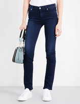 7 For All Mankind Rozie slim high-rise jeans