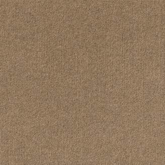 "Mid-Century MODERN Foss Floors 18"" 16pk Rib Self-Stick Carpet Tiles"