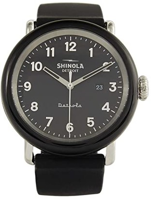 Shinola Detroit Detrola - The Model D - 20161970 (Black) Watches