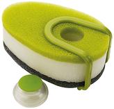 Joseph Joseph Soapy-Sponge Soap Dispensing Sponge, Pack of 3, Green