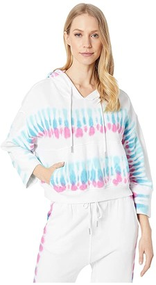 L-Space Gold Coast Pullover (Wave Chaser Tie-Dye) Women's Clothing