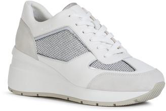 Geox Zosma Wedge Sneaker