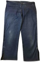 Sergio Tacchini Blue Denim - Jeans Trousers for Women