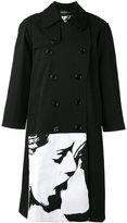 Misbhv - WARSZAWA 1980 trench coat - men - Cotton/Spandex/Elastane/Viscose - S
