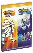 Nintendo Pokemon Sun & Pokemon Moon: The Official Strategy Guide - Standard Edition