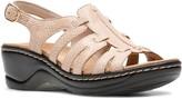 Clarks Lexi Marigold Q Women's Suede Sandals