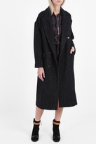 Isabel Marant Habra Wool Coat