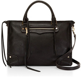 Rebecca Minkoff Regan Pebbled Satchel