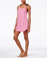 Kate Spade Striped Bow-Trimmed Chemise