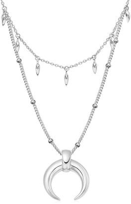 Missoma Silver Classics Necklace Set
