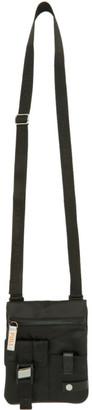 Heron Preston Black Crossbody Bag