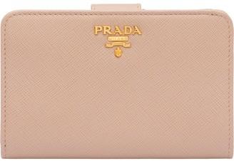 Prada medium Saffiano wallet