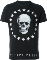 Philipp Plein 'Around The World' T-shirt