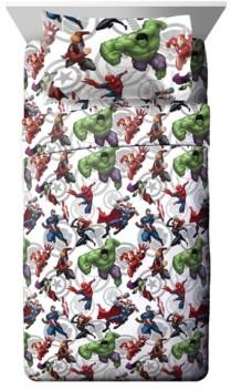 Marvel Avengers 3-Pc. Twin Sheet Set Bedding