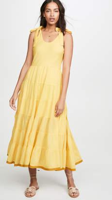Free People Kikia's Solid Midi Dress