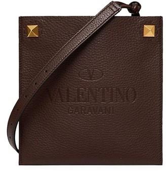 Valentino Small Leather Crossbody Bag