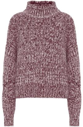 Isabel Marant Jarren alpaca and wool-blend sweater