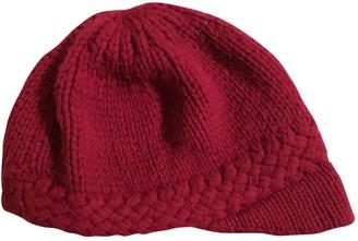 Iris von Arnim Purple Cashmere Hats