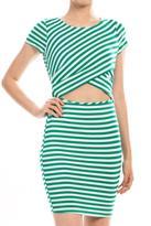 Grievergate Natalie Green Dress