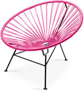 Mexa Sayulita Lounge Chair, Magenta