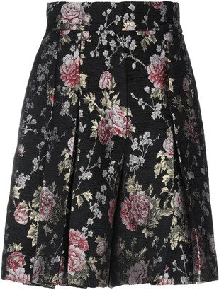 Dolce & Gabbana Knee length skirts