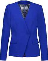 Womens Royal Blue Blazer - ShopStyle