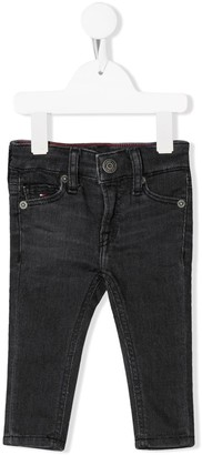 Tommy Hilfiger Junior stretch-fit jeans