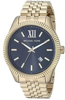 Michael Kors MK8751 - Lexington (Gold) Watches