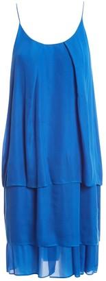 Acne Studios Blue Polyester Dresses