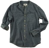 Madda Fella Cross Dye Chambray Shirt