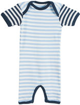 Giggle Organic Cotton Short-Sleeve Baby Romper - Pattern
