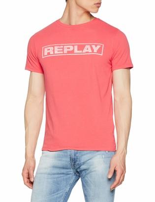 Replay Men's M3763 .000.22662g T-Shirt