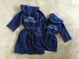 Etsy Flower Girl robe, Personalized Baby Robe, Baby robe, Junior Bridesmaid robe, Gift for flower girl, b