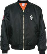 Yang Li reversible bomber jacket