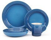 Le Creuset 16-Piece Place Setting with Pasta Bowl