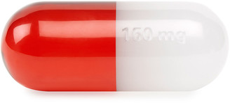 Jonathan Adler Small Red Acrylic Pill